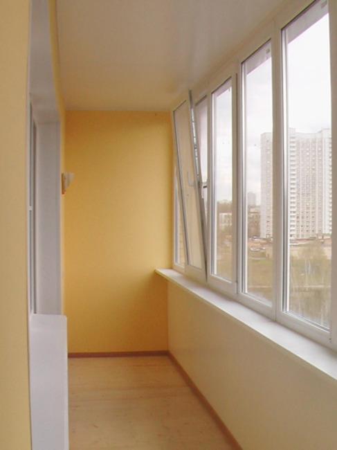 Отделка балкона картинки 8